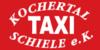 Kundenlogo von Kochertal-Taxi