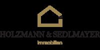 Kundenlogo Immobilien Holzmann & Sedlmayer