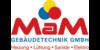 Kundenlogo von MaM Gebäudetechnik GmbH