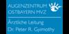 Kundenlogo von Augencentrum Ostbayern MVZ Gyimothy Peter R. Dr. & Kollegen