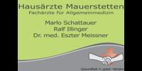 Kundenlogo Hausärzte Mauerstetten, Schattauer Marlo, Illinger Ralf & Meissner Eszter Dr.