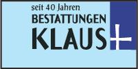 Kundenlogo Bestatter Klaus