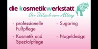 Kundenlogo die kosmetikwerkstatt Pia Kraus