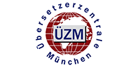 Kundenlogo Agentur für alle Dolmetscher- u. Übersetzungsdienste Übersetzerzentrale München