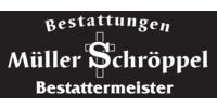 Kundenlogo Bestattungen Müller Schröppel