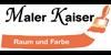 Kundenlogo von Kaiser Malerbetrieb Inh. Volker Wandt