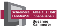 Kundenlogo Kammerer Susanne Schreinermeisterin, Holztechnikerin