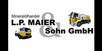 Kundenlogo Heizöl L.P. Maier & Sohn GmbH Heizöl Feste Brennstoffe u. Holzpellets