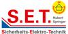 Kundenlogo von Springer Hubert Sicherheits-Elektro-Technik,  Einbruch-, Brandmeldeanlagen