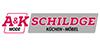 Kundenlogo von A&K Möbel, Mode, Deko, Schildges Küchenstudio