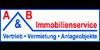 Kundenlogo von Immobilien A & B-Immobilienservice Petra Altmann