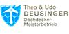 Kundenlogo von Dachdeckermeister Deusinger Bauspengler