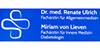 Kundenlogo von Ulrich Renate Dr.med. Facharztpraxis für Allgemeinmedizin & Innere Medizin