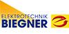 Kundenlogo von Biegner Elektro Dipl.-Ing. Elektroanlagenbau Telefonanlagen SAT-Anlagen