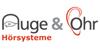 Kundenlogo von Auge & Ohr Hörgeräte Hörsysteme Hörakustik Gehörschutz Hörtest Hörhilfen