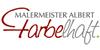 """Kundenlogo von ALBERT MALERMEISTER """"FARBElhaft"""" Maler Tapezierer,  dekorative Wandgestaltung"""
