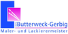 Kundenlogo von Butterweck Maler- und Lackierermeister