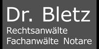 Kundenlogo Bletz Ralf Dr.jur. & Kollegen Rechtsanwälte u. Notar