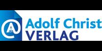 Kundenlogo Adolf Christ Verlag GmbH & Co. KG