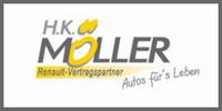 Kundenlogo Autohaus Möller H.K.