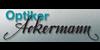 Kundenlogo von Ackermann Optiker
