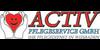 Kundenlogo von Activ Pflegeservice GmbH