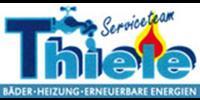 Kundenlogo Bäder-Heizung Thiele