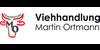 Kundenlogo von Ortmann Martin Viehhandlung
