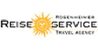 Kundenlogo Reisebüro Rosenheimer REISESERVICE