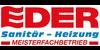 Kundenlogo von Eder Sanitär-Spenglerei