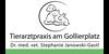Kundenlogo von Tierarztpraxis am Gollierplatz