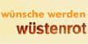 Kundenlogo von WÜSTENROT