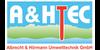 Kundenlogo von A & HTEC Albrecht & Hörmann Umwelttechnik GmbH