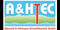 Kundenlogo A & HTEC Albrecht & Hörmann Umwelttechnik GmbH