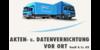 Kundenlogo von Akten- u. Datenvernichtung vor Ort GmbH & Co. KG