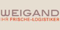 Kundenlogo Weigand Horst GmbH & Co. KG-Ihr Frische-Logistiker
