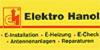 Kundenlogo von Elektro Hanol
