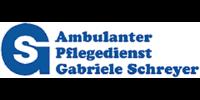 Kundenlogo Ambulanter Pflegedienst Gabriele Schreyer