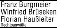 Kundenlogo Burgmeier-Brüseken-Haußleiter Rechtsanwälte