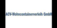 Kundenlogo ACV-Wohncontainerverleih GmbH