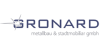 Kundenlogo Gronard Metallbau u. Stadtmobiliar GmbH