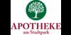 Kundenlogo von Apotheke am Stadtpark