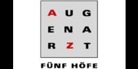 Kundenlogo Augenarzt FÜNF HÖFE Privatpraxis Dr. Andreas Zarth