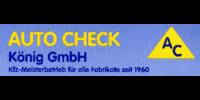 Kundenlogo Auto Check König GmbH