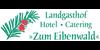 Kundenlogo von Landgasthof Eibenwald