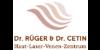 Kundenlogo von Rüger R. Dr.med., Cetin H. Dr.med.