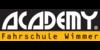 Kundenlogo von ACADEMY Fahrschule Wimmer