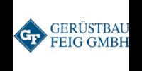 Kundenlogo GF Gerüstbau Feig GmbH