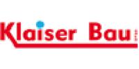 Kundenlogo Baugeschäft Klaiser Bau GmbH