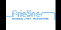 Kundenlogo Prießner Metallbau GmbH - Meisterbetrieb